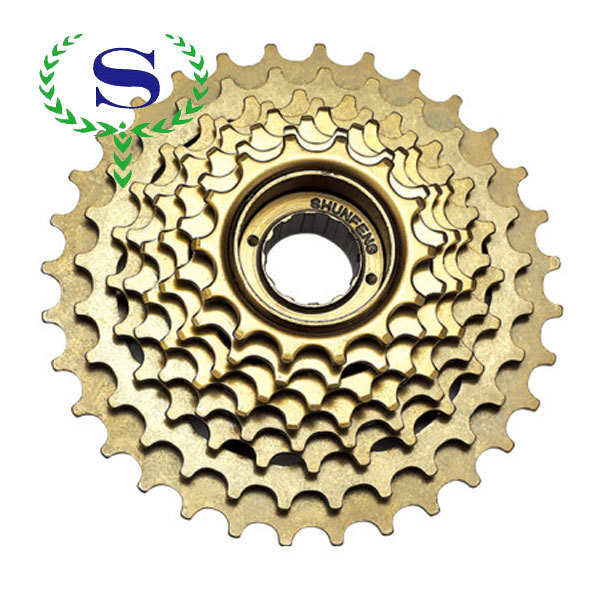 YSW bicycle parts 8 speed 14T-34T non-index bike freewheel