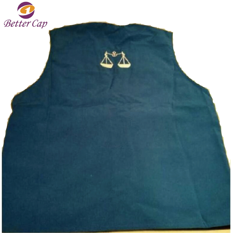 cheap price 100% polyester Malaysia election man vest