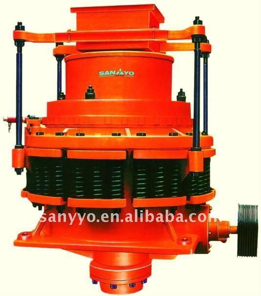 Sale of primary, secondary and tertiary crusher second hand stone crusher