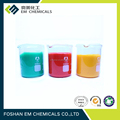 Pigment paste red for textile printing