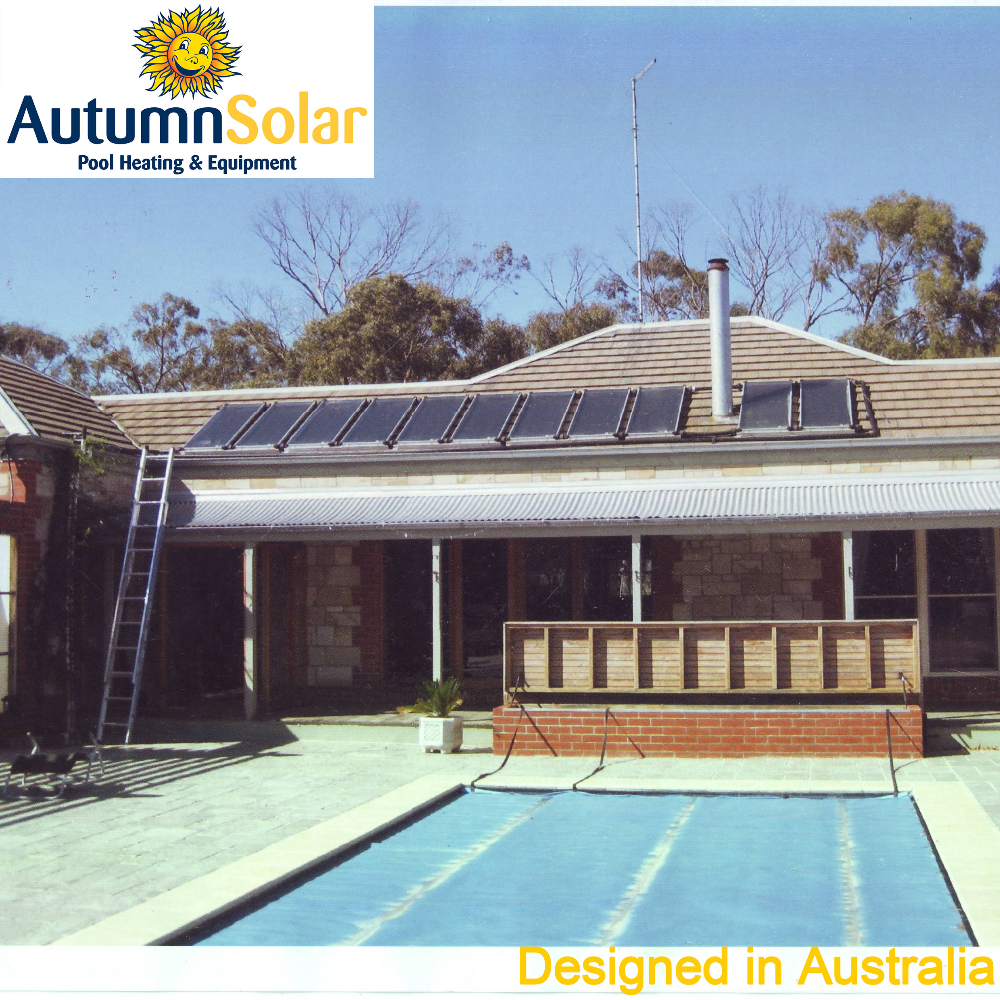 Swimming Pool Solar Water Heater System Interconnected Tube Design Buy Swimming Pool Solar