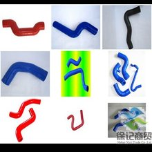 Silicone coolant system hoses for Seat