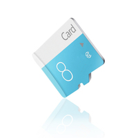 Full Capacity Mini SD Memory Card with Adapter External Storage TF Card Scan SD Memory Card