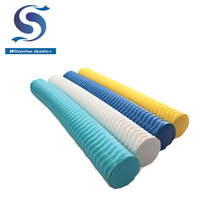 In factory stock solid core bulk floating toys pool noodles