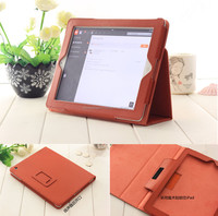 Hot selling universal folding stand Ultra thin leather case for IPad mini 3