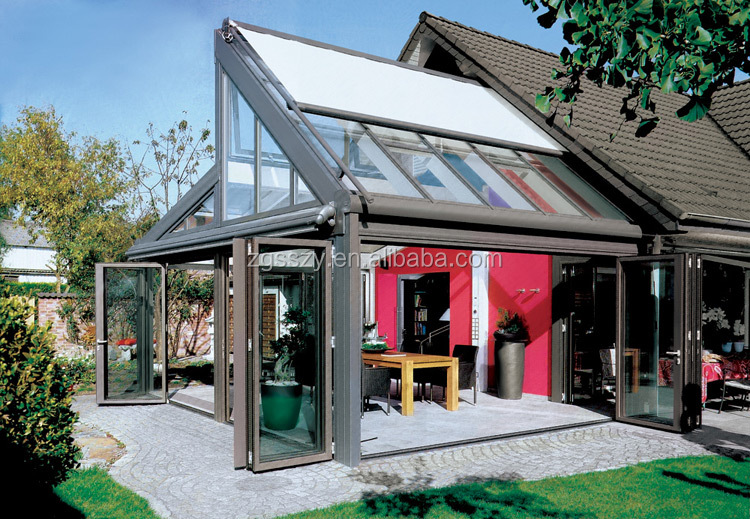 Balcony glass roof Cassette Awning