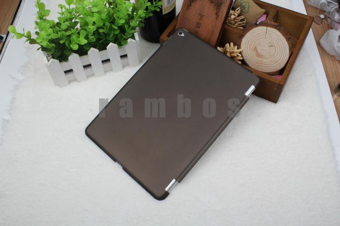 Tablet PC Hard Plastic Case Back Shell Smart Cover for iPad Air 2 for iPad 6