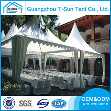 Hot Sales In Kenya Strong And Durable Aluminium Frame Pagoda Tent Arabian Canopy Party Marquee Tent