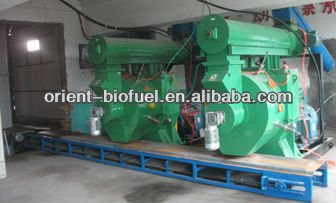 Professional Working MZLH Series Wood Pellet Mill Industry Use MLZH420-Peter (2013)