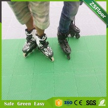 ZSFloor Eco-friendly Professional roller skating court flooring