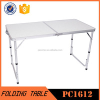 Wholesale Custom Aluminum Portable Camping Folding Outdoor Table