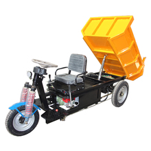 Advanced design moderate price electric tricycle used for cargo