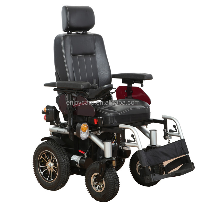 Wide wheels handicapped electric wheelchair EPW68S
