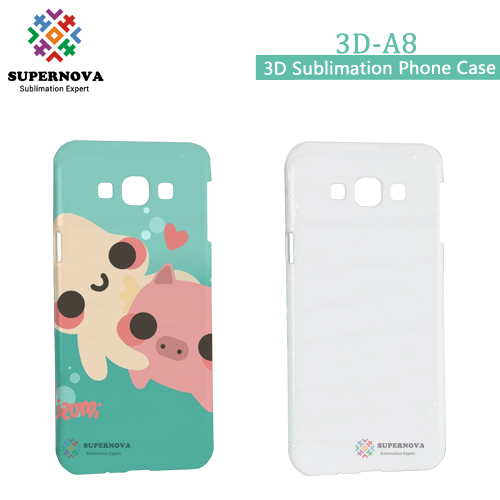 For Samsung Galaxy A8 Blank Sublimation Cell Phone Cover