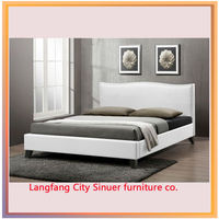 synthetic leather Bed