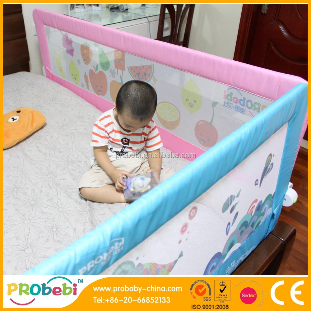 falling protection bed centre support rail baby safety products