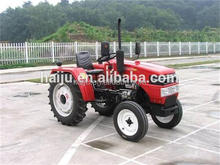 factory supply new model 12hp- 30hp 4wd 4x4 mini gear drive compact farm tractor in alibaba