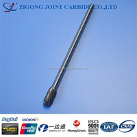 long shank tungsten carbide rotary file