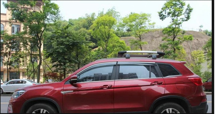 DreamRider car roof rack cross bars used for Hyundai Tucson 2016 IX25 IX45 Santa Fe