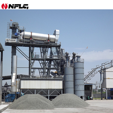 Professional manufacturer hot mix asphalt plant with high quality