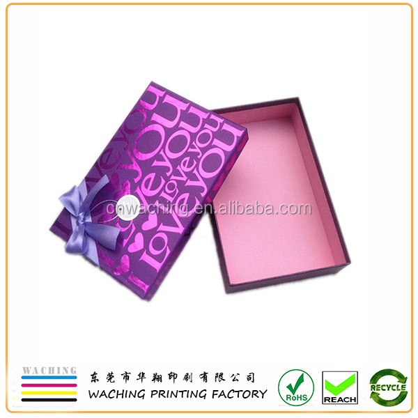 Embossing,Glossy Lamination,Matt Lamination Printing Handling and Paper Type Wedding candy box