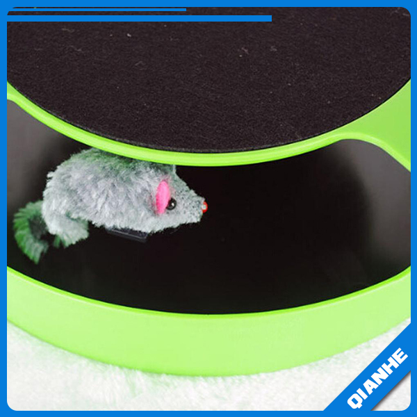 good quality electric easy to handle mobile toy for cat