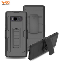 NDhouse Unique design case for the for samsung galaxy on7/ on5/ note 8 view window shockproof