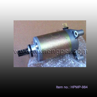 motorcycle start motor for XF125GY , motorcycle parts , motorcycle starter motor