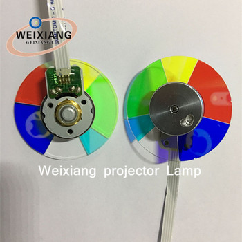 Projector Color Wheel for ACTO DW25/DW30 Projector Color Wheel,6 segments 40mm
