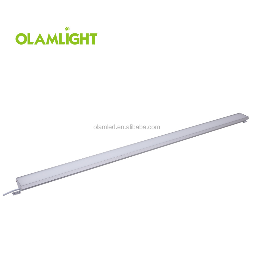 1500mm 60w LED linear light for led ring light wall mounting