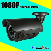 cctv housing manufacturer vision star top products 1080p security camera ahd ir camera p2p varifocal camera