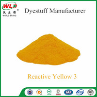 Reactive Yellow K-RN/C.I.Reactive Yellow 3 best fabric clothing dye