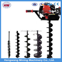 Single Man Gasoline Ground Drill/Earth Auger price