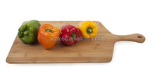 paddle shaped bamboo cutting board, bamboo peels wholesale