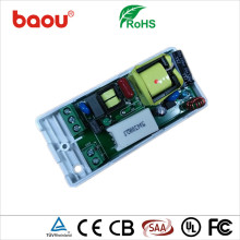Baou 0-10V & Triac dimming constant current 12w led driver power supply