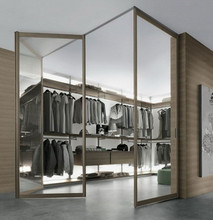Cheap price high quality modern style folding doors wardrobe cover wardrobe cabinet for clothes