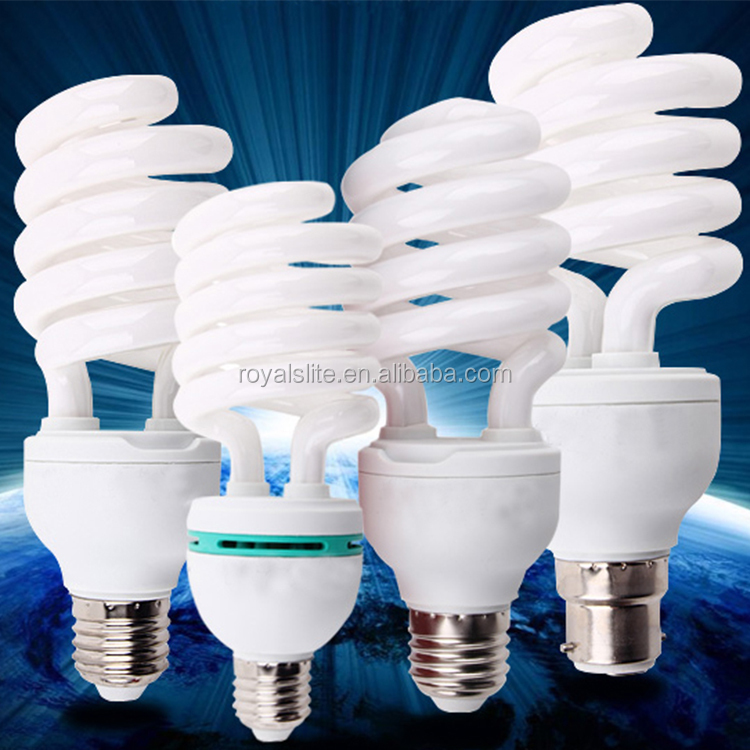 Best Selling CE Approved Products T3 T4 5-45W CFL Lights, Energy Saving Bulbs