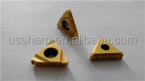 16IL1.5 ISO type carbide threading insert