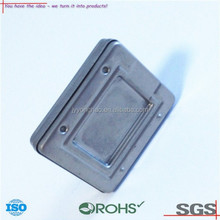 OEM ODM manufacture customized small metal tin stainless steel box