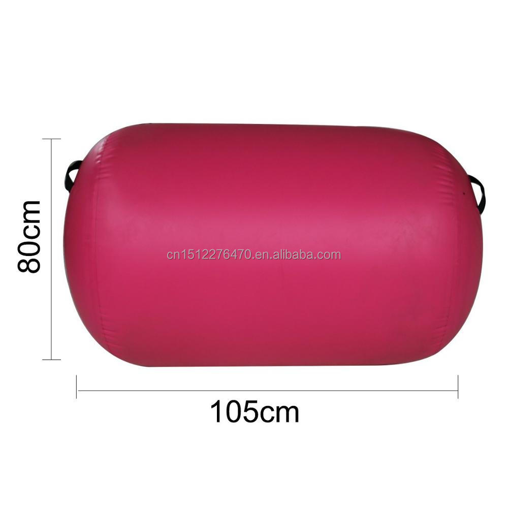 Inflatable air roll for Gymnastic Training sports equipment