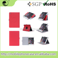 New Products On China Market Eco Friendly Tablet Cover For iPad Mini 4 RED