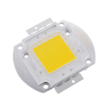 5000-5500K White led cob 50W Epistar 33mil 120-130LM/<strong>W</strong>