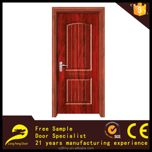office/bathroom/hotel surface flat environmental wood door wholesale