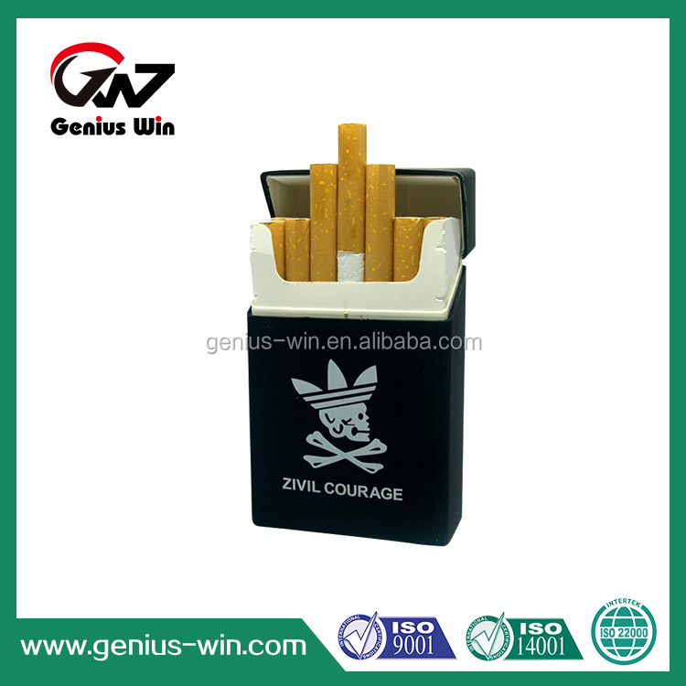 Fashion china oem wholesale ciga silicone case/cigarette box/cover