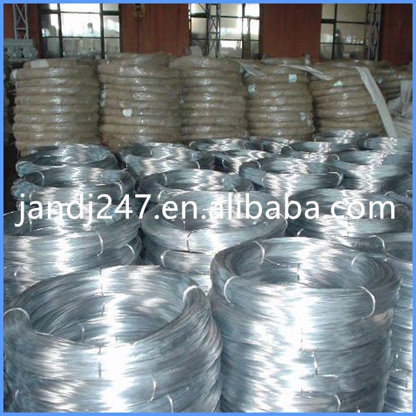 Galvanized Zinc Coated Iron Wire with Factory Price