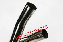 EXHAUST PIPES BMW R 1100 S Catalytic Converter Cat Eliminator Mid decat Pipe Exhaust