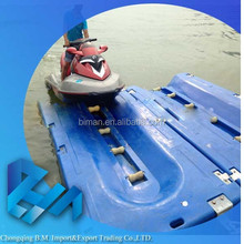 Jet Ski Floating Dock Floating pontoon PE shell and EPS foam