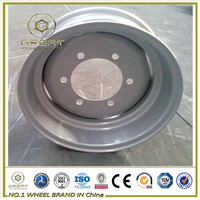 steel wheel rim for trailer small wheels for carts