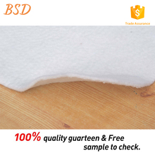 White sticky wool / polyester batting mat furniture moving pads with best service