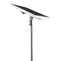Rotatable lighting head solar led street lights 60W